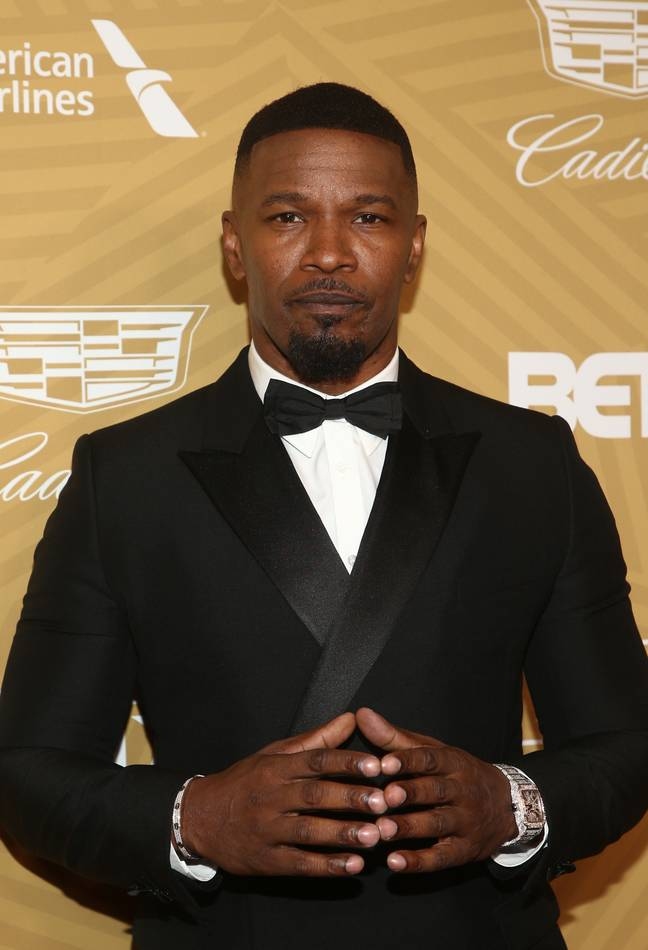 Jamie Foxx is preparing to play Mike Tyson in the upcoming film. Credit: PA