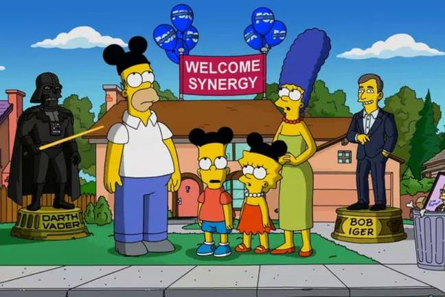All 30 seasons of The Simpsons will be on Disney+. Credit: Disney