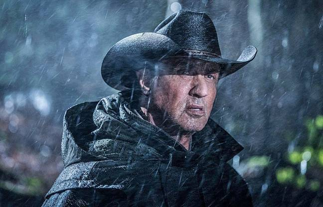 Sylvester Stallone as Rambo. Credit: Lionsgate