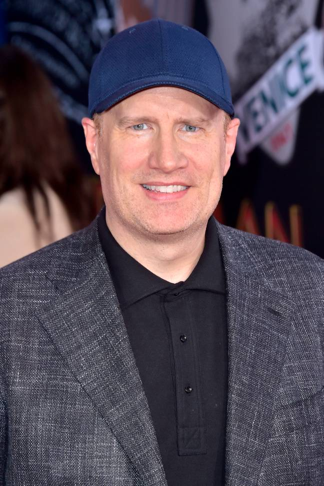 Feige said a fifth Avengers movie is in the works. Credit: PA