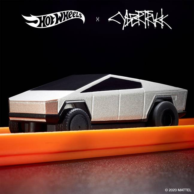 The smaller model comes in at a more affordable $20. Credit: Mattel
