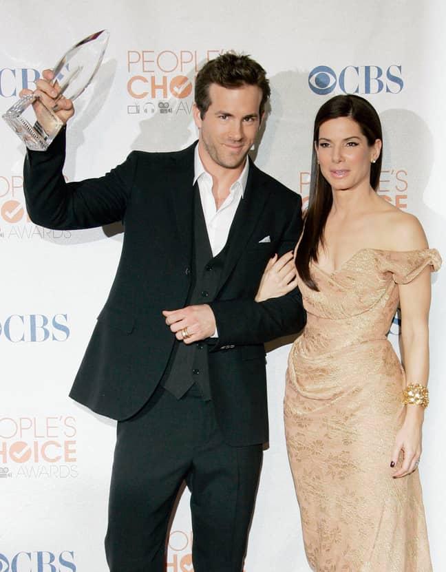 People's Choice Awards 2010. Credit: PA