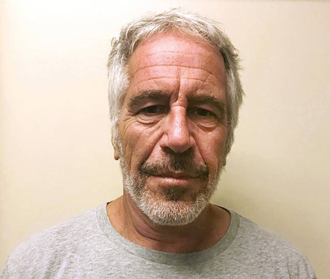 The music producer accidentally thanks deceased paedophile Jeffrey Epstein for his award. Credit: PA