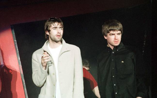 Noel is all too familiar with family feuds. Credit: PA