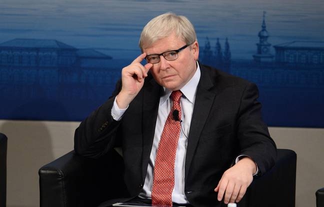 Kevin Rudd Denies Reports He Tried To Punch Chinese Negotiator At Climate Summit