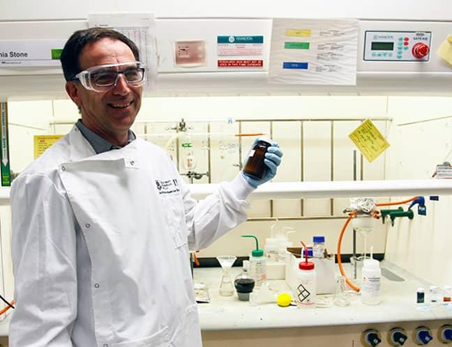 Dr Mark Blaskovich. Credit: Institute for Molecular Bioscience
