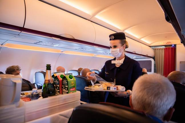 Nappies could become the new normal for cabin crews in China. Credit: PA