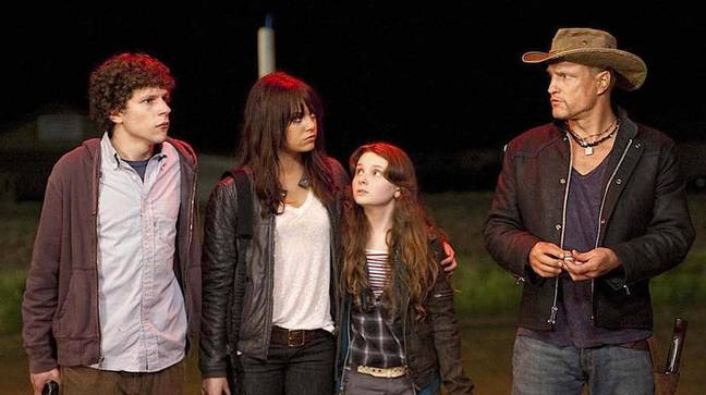 Will Bill Murray return for Zombieland 2? Credit: Columbia Pictures
