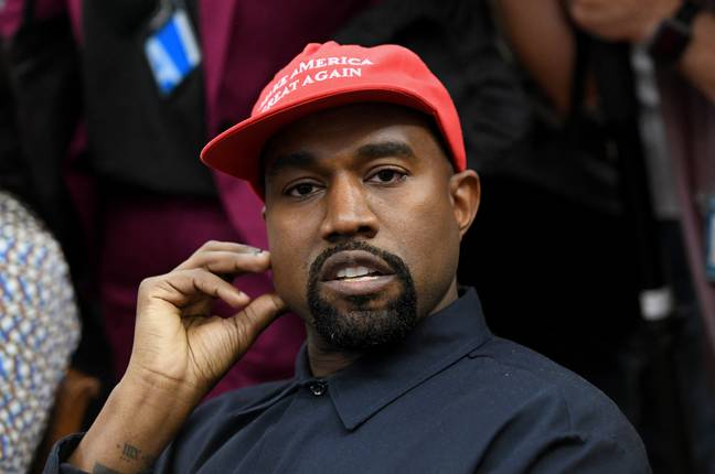 Kanye West won't become US President this year. Credit: PA
