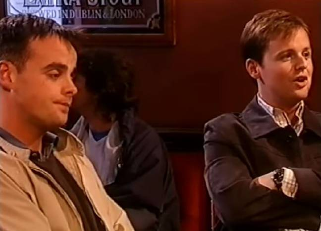 Ant and Dec have tested the waters of comedy before with their version of The Likely Lads. Credit: ITV