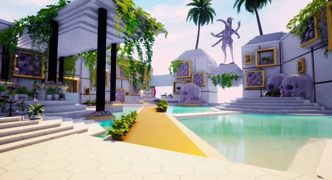 Paradise Killer / Credit: Fellow Traveller, Kaizen Game Works