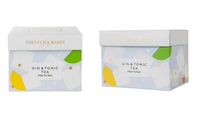 Gin and Tonic tea