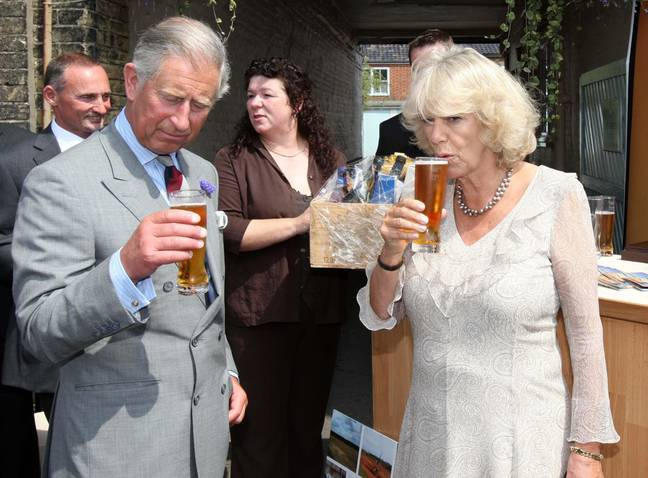 The British are famed for their love of a drink or two. Credit: PA