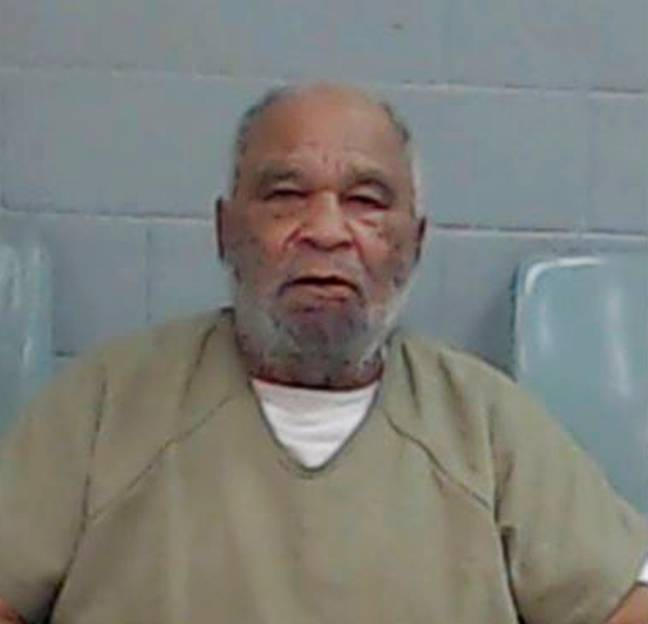 Samuel Little will die in prison. Credit: Wise County Sheriff's Office