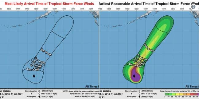 Credit: NOAA Central Pacific Hurricane Centre