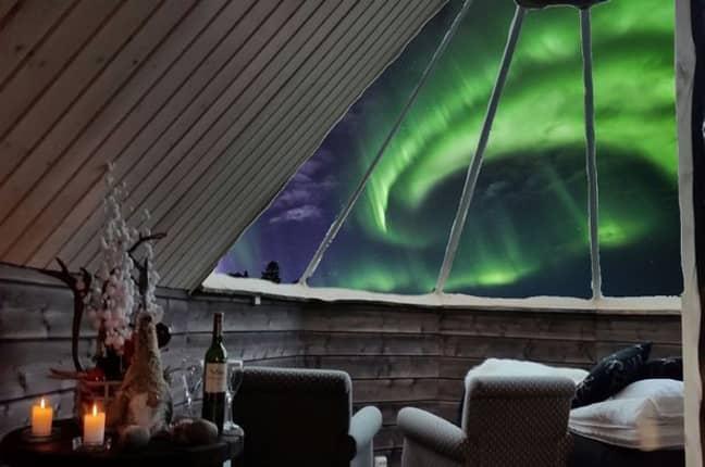 Muotka Igloos, Finland. Credit: Booking.com