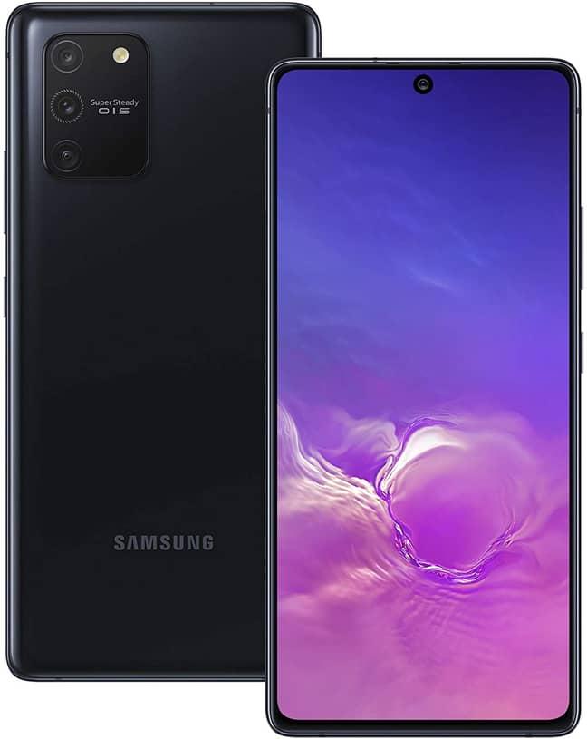 Samsung Galaxy S10 Lite Mobile Phone