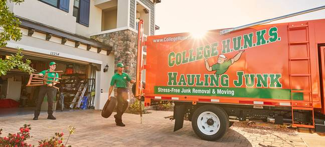 Domestic violence victims have been more vulnerable than ever this year. Credit: College HUNKS Hauling Junk & Moving