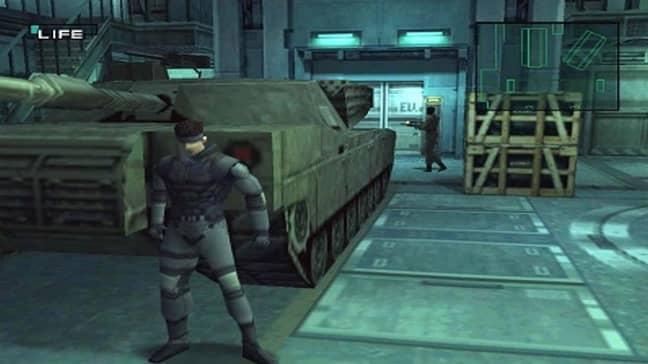 Metal Gear Solid / Credit: Konami