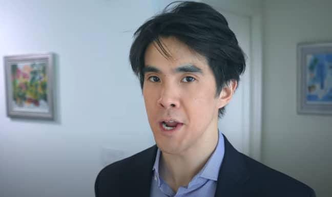 Bernard Hsu. Credit: YouTube/Chubbyemu