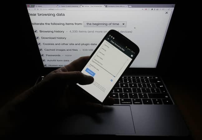 Tips For Safer Internet Day 2018. Credit: PA