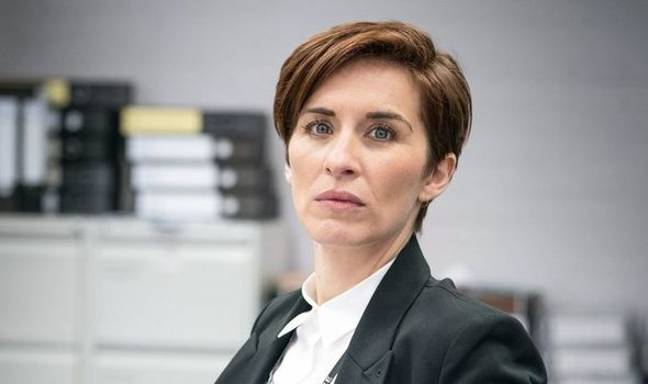Vicky McClure as DI Kate Fleming. Credit: BBC