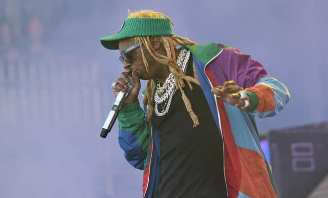 Lil Wayne. Credit: PA