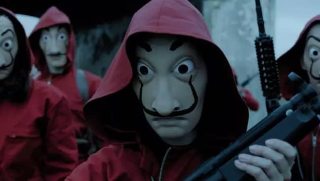 The fifth season of Money Heist will be the last. Credit: Netflix