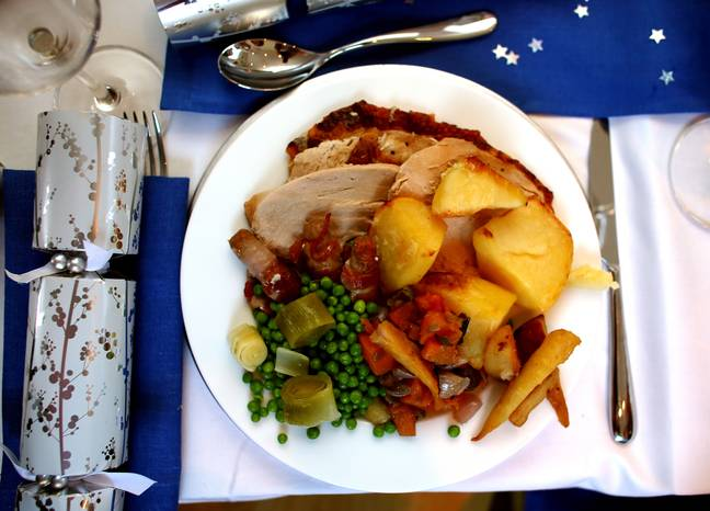 Do Yorkshire's belong on a Christmas dinner? Credit: PA