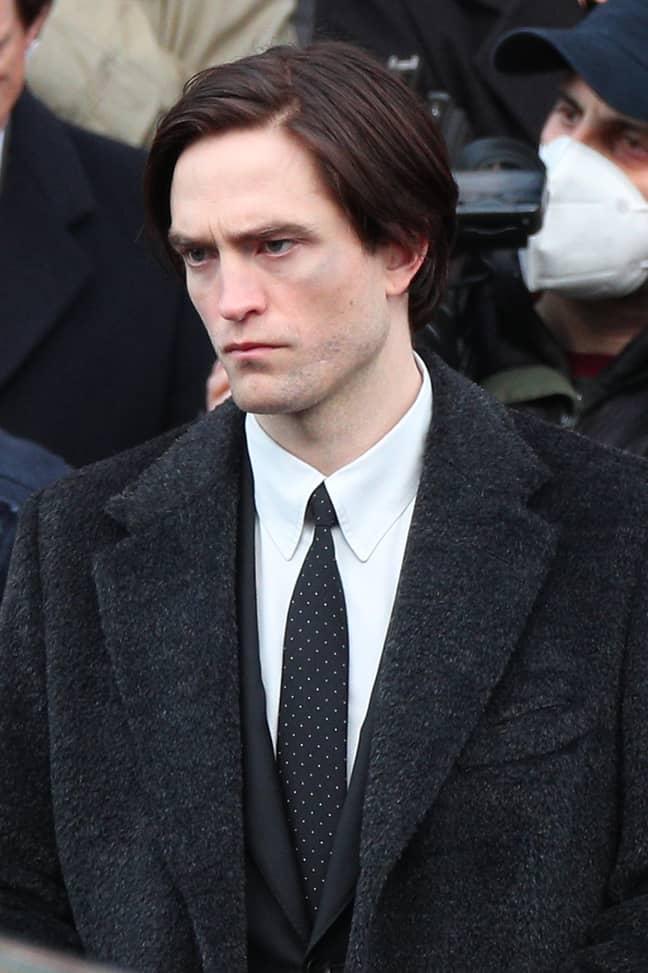 Robert Pattinson will play the Caped Crusader. Credit: PA