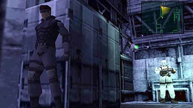 The 1998 original version of the game. Credit: Konami