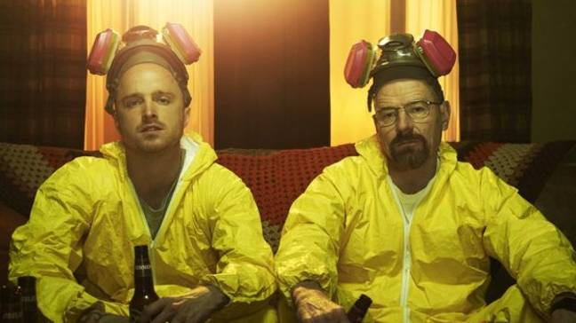 Bryan Cranston and Aaron Paul are set to be reunited for the movie. Credit: Netflix