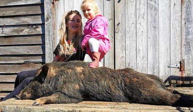 Mum Jesica & Daughter Lyla. Credit: MEDIA DRUM WORLD