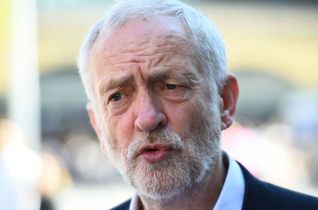 Labour leader Jeremy Corbyn. Credit: PA