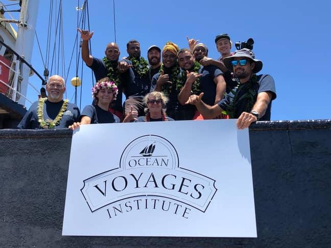 Credit: Ocean Voyages Institute