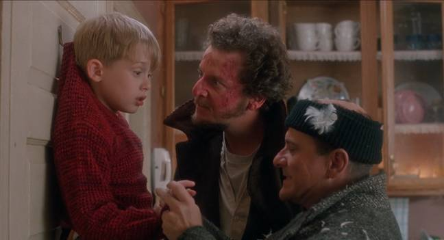 Braydon has been compared to Home Alone's Kevin McCallister. Credit: Hughes Entertainment