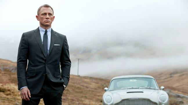Daniel Craig told his replacement as James Bond not to 'f*** it up'. Credit: Sony