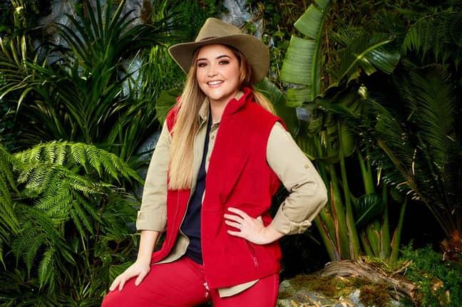 Jacqueline Jossa won 2019's instalment of I'm A Celebrity. Credit: ITV