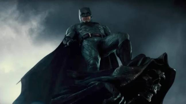 Batman. Credit: DC