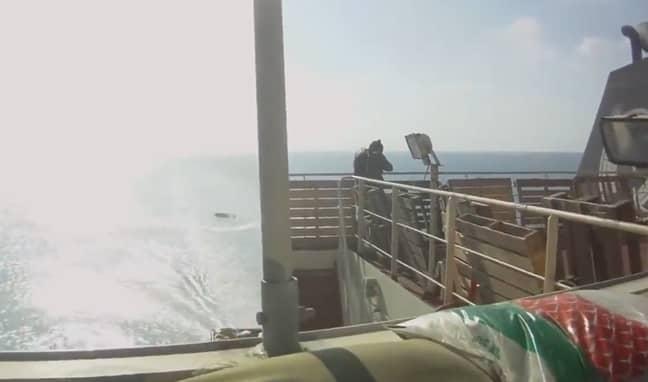 Credit: Humans At Sea