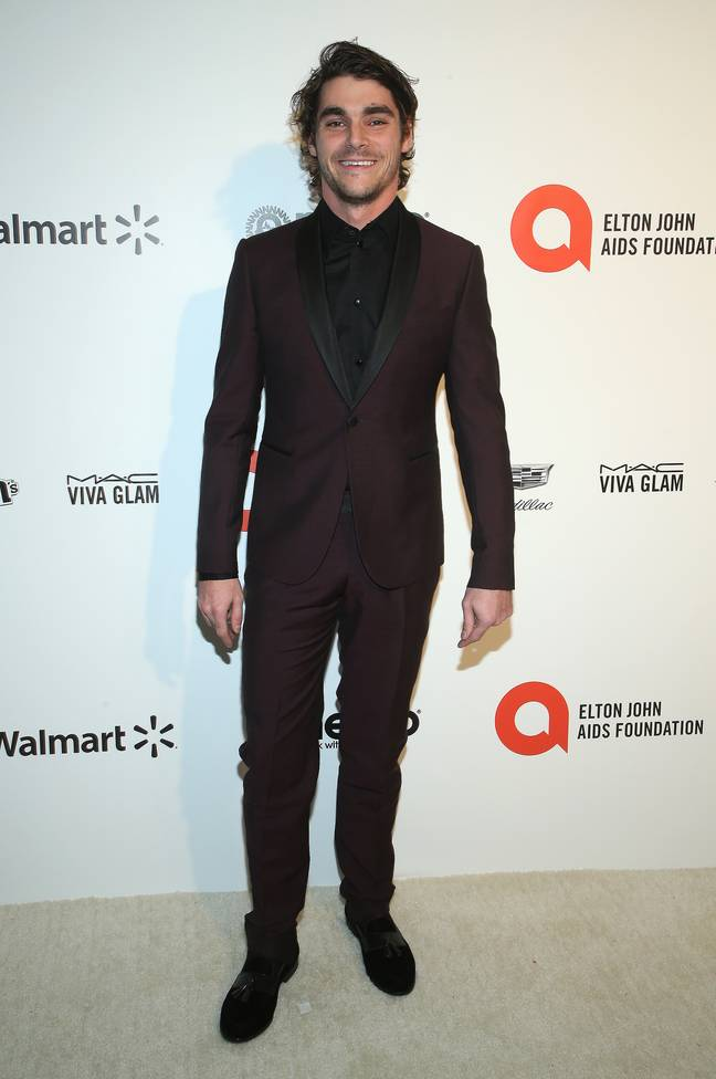 RJ Mitte played Walt Jr in Breaking Bad. Credit: PA