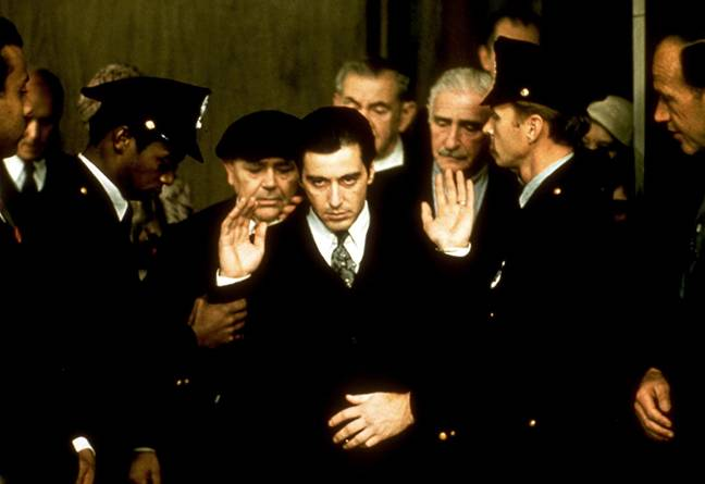 The Godfather Part II. Credit: Paramount Pictures