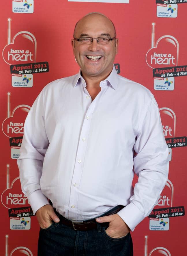 Gregg in 2011. Credit: PA