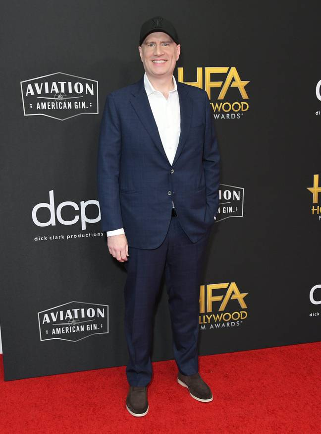 Kevin Feige. Credit: PA