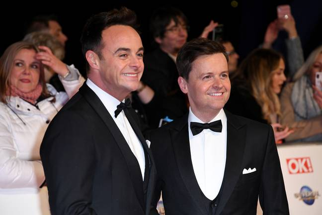 Ant and Dec will host Saturday Night Takeaway from their homes tonight. Credit: PA