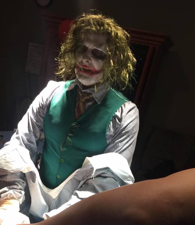 Joker Doctor