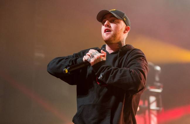 Mac Miller was 26 when he died. Credit: PA
