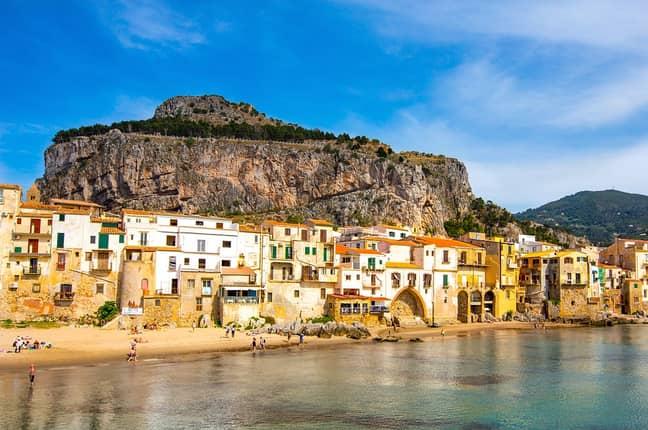 You could visit beautiful Cefalù. Credit: Pixabay