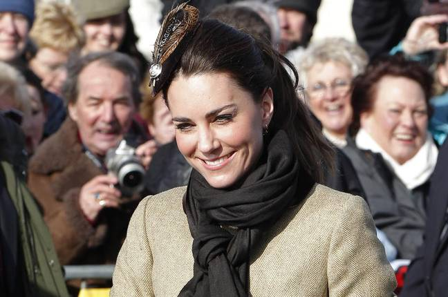 Kate Middleton. Credit: PA