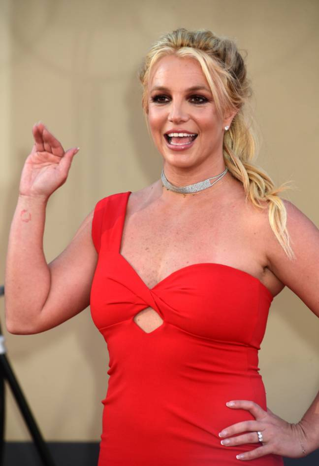 Britney Spears. Credit: PA